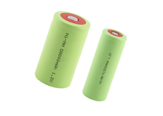 D /F NiMH Rechargeable Batteries