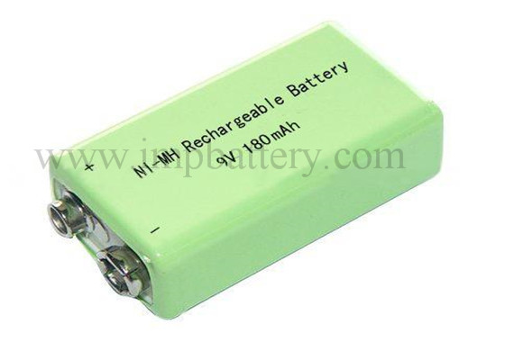 9V NiMH Rechargeable Batteries