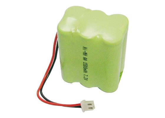 7.2V Types Nimh Rechargeable Battery Pack