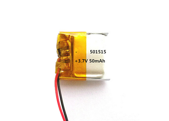 3.7V Types Lipo Battery Cell List For Digital Product