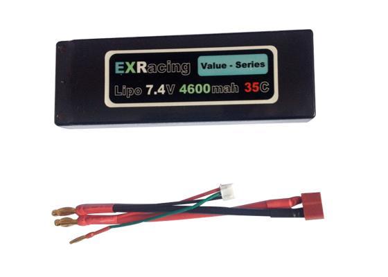 2S 7.4v RC Lipo Battery Hobby Battery